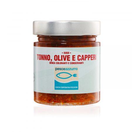 Sugo Tonno, Olive e Capperi